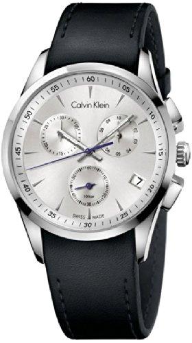Orologio uomo CALVIN KLEIN K5A271C6  Men's New Bold Chronograph  Orologi Uomo