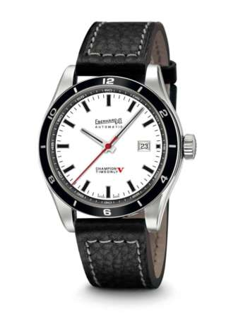 EBERHARD CHAMPION V TIMEONLY 41031.1 cp. -0