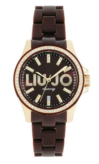 LIU JO Luxury modello BCool Marrone orologio donna Mod. TLJ254-0