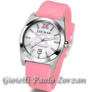 LOCMAN Collezione Sport Rosa orologio donna - Ref. 020300MWFPK0SIP EG  Orologi Donna