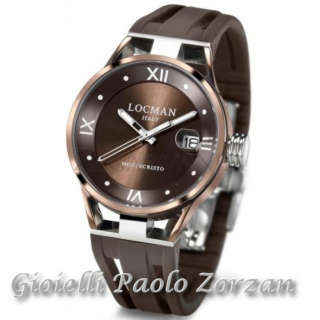 Locman serie Montecristo orologio donna Ref.0520V07-BNBN00SN EG-0