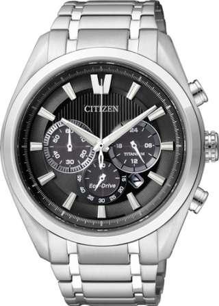 CITIZEN Crono SuperTitanio 4010 orologio uomo Ref.  CA4010-58E  Orologi Uomo