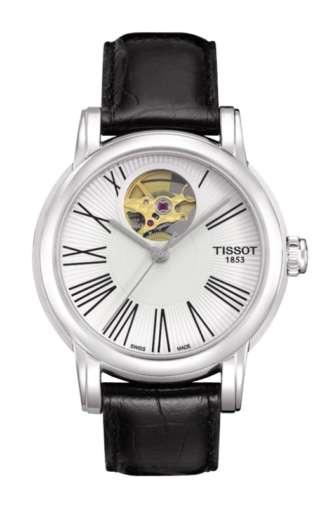 Tissot  Lady Heart Automatic Orologio Donna Ref. T050.207.16.033.00   Orologi Donna Orologi Meccanici