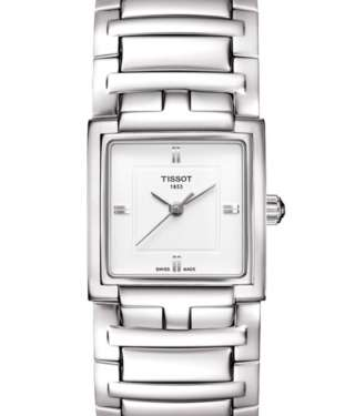 Tissot Donna  T-trend T-evocation Ladies Watch Cod. T051.310.11.031.00   Orologi Donna Orologi al Quarzo
