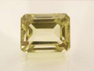 Quarzo Lemon Ct 17.73 Pietra Bellissima ideale per anello o pendente. Ref. QL010   Pietre preziose e Minerali Regalistica