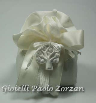 Bomboniera porta confetti per cerimonia Ref. N100-0