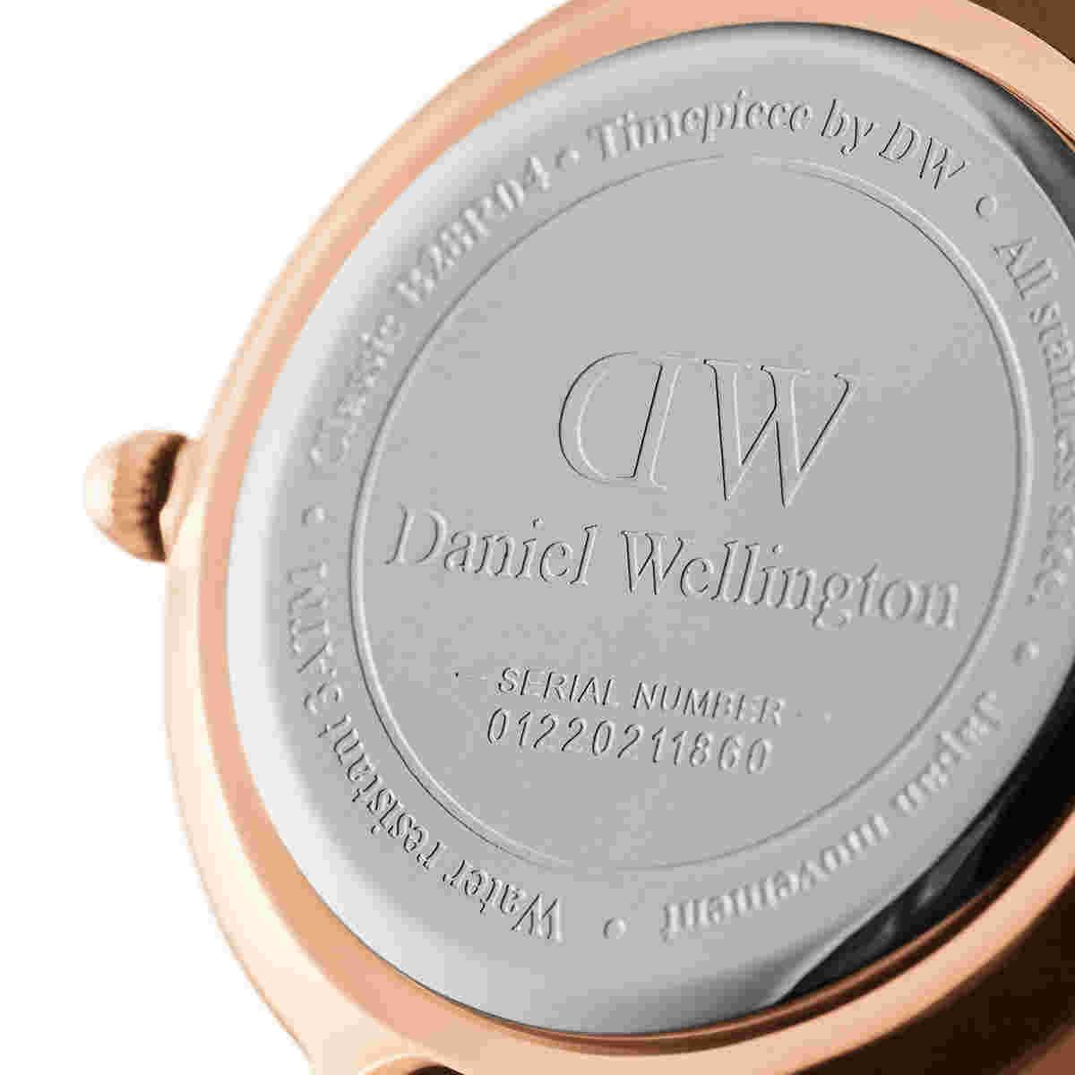 Orologio Daniel Wellington donna ashfield 28 mm Ref. DW00100245-9727