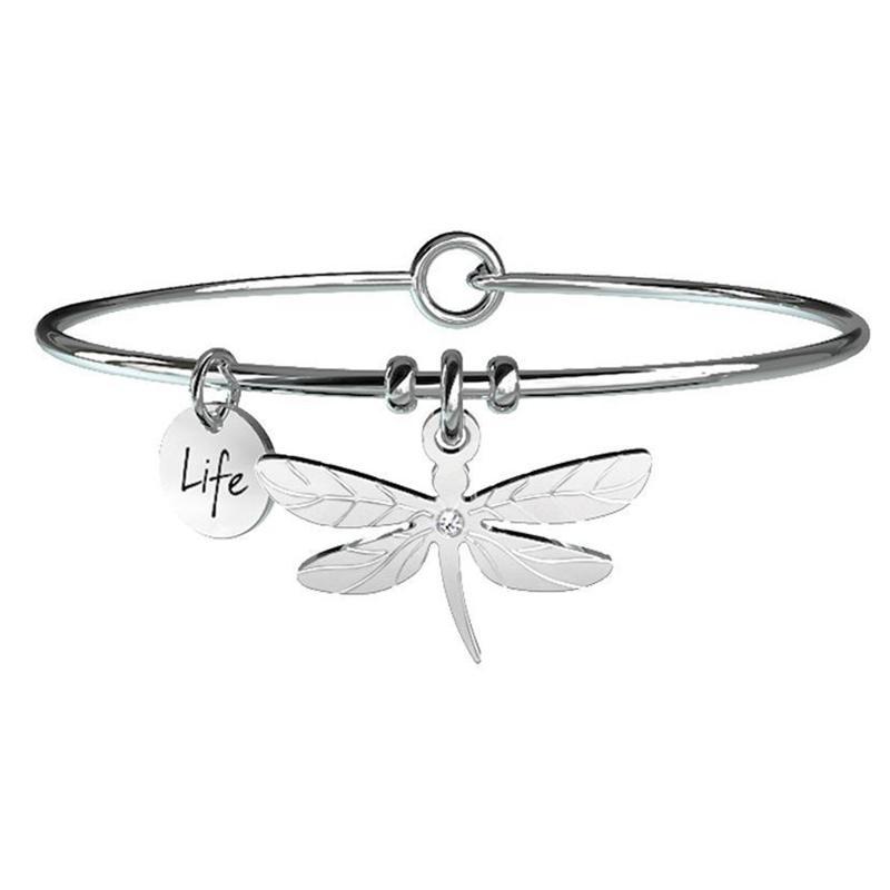 BRACCIALE – KIDULT ANIMAL PLANET libellula  – 731078   Bracciali Gioielli Donna