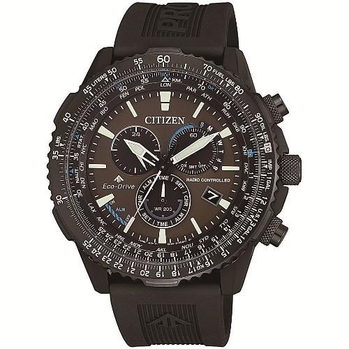 orologio multifunzione uomo Citizen Pilot Codice: CB5005-13X  Orologi Uomo
