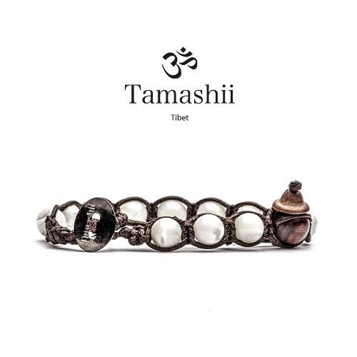 Bracciali Tamashii Madreperla cod. BHS900-39     Bracciali Bracciali Gioielli Donna Gioielli Uomo