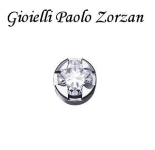 Elements donna oro GRIFFE TONDA ORO BIANCO E DIAMANTE ref. DCHF5500-0