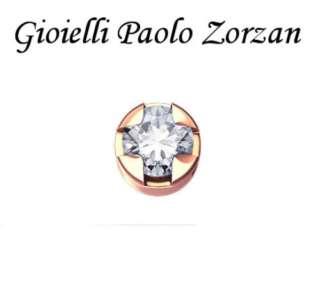 Elements donna oro GRIFFE TONDA ORO ROSA E DIAMANTE ref. DCHF5507-0