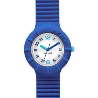 Orologio Hip Hop  numbers blu' Surf Web  HWU0463   Bambini Orologi per bambini