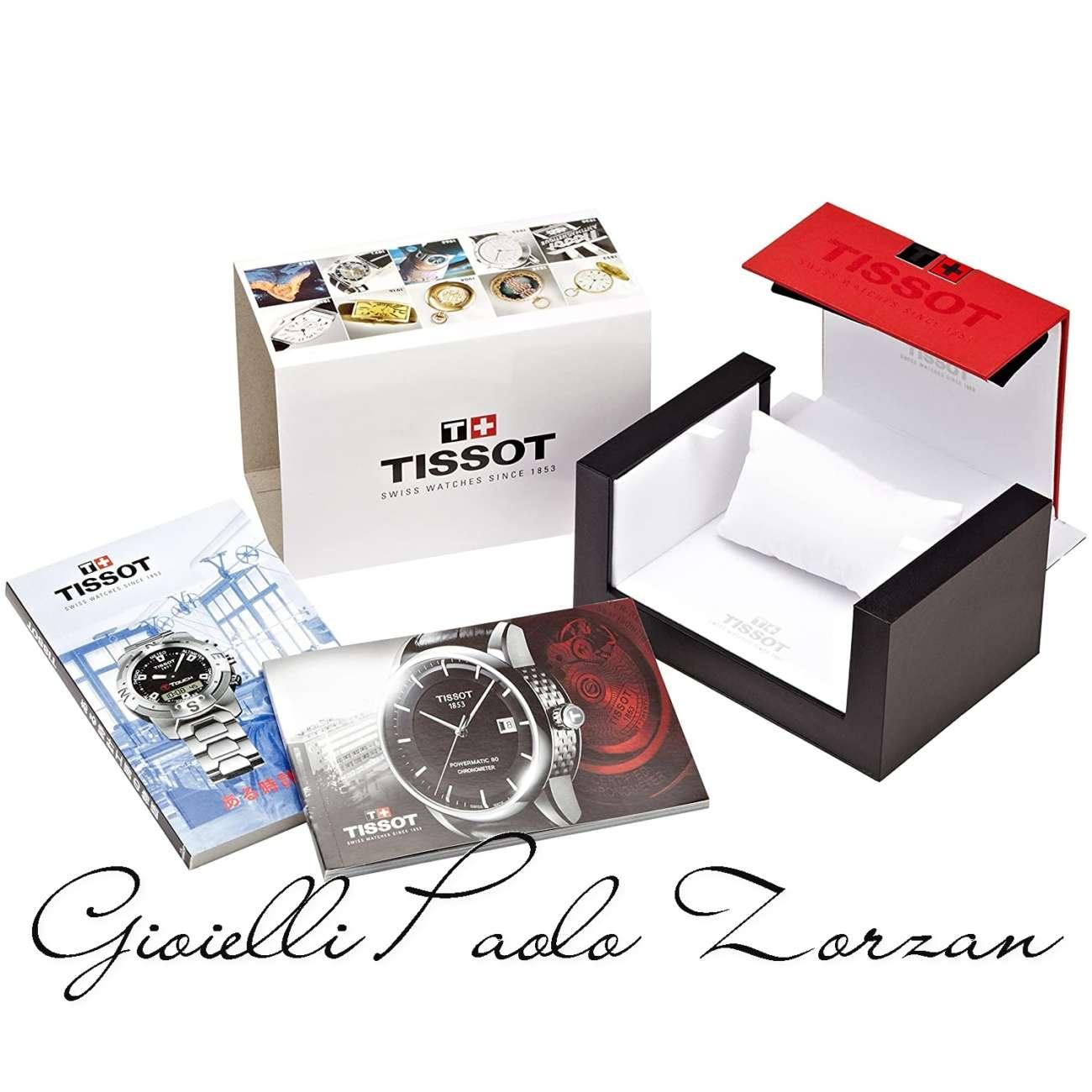 Orologio Tissot T101.452.11.031.00 PR 100 Dual Time -15151