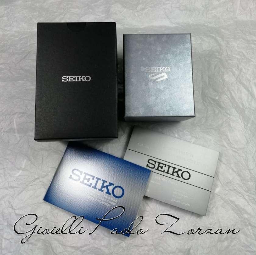 Orologio Seiko 5 Sports ref. SRPD65K1 Sports Style Automatic Quadrante Nero Cassa PVD   Orologi Meccanici Orologi Uomo