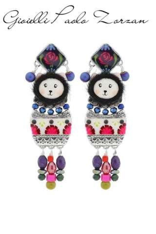 Orecchini TARATATA bijoux semi rigido H19-15336-20O-0