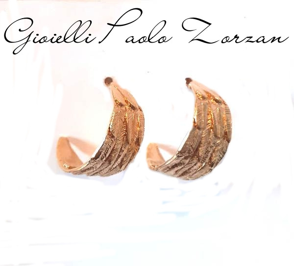 Orecchini taratata in bronzo dorato ref. H20-88768-30S-0