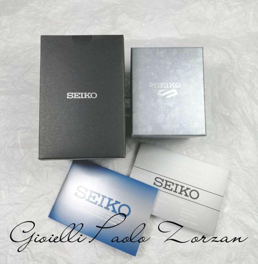 Orologio Seiko 5 Sports ref. SRPD71K2 Suits Style Automatic quadrante Blu-15110