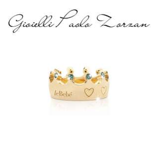 Corona Elemento Decorativo Le Bebe' Lovetto Snm023-g     Collane Collane Chiama Angeli Collane Lunghe Gioielli Donna