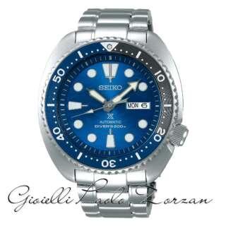 Orologio Seiko Turtle SRPD21K1 Prospex Save The Ocean    Orologi Donna Orologi Meccanici Orologi Subacquei