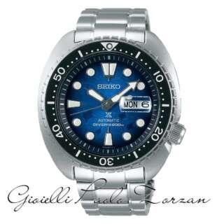 Orologio Seiko King Turtle SRPE39K1 Prospex Save The Ocean Ghiera Ceramica    Orologi Meccanici Orologi Subacquei Orologi Uomo