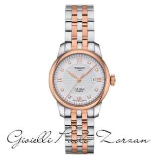 Orologio Donna Tissot Le Locle Automatic Lady Special Edition T006.207.22.036.00   Orologi Donna Orologi Meccanici