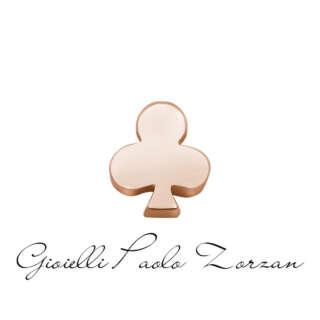 Elements di Donna Oro Semi Mazzo di Carte Fiori in Oro Rosa DCHF7866      Elementi per Bracciali Elementi per Bracciali Gioielli Donna Gioielli Uomo Simboli