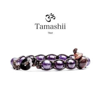 Bracciale Tamashii Ametista BHS900-08        Bracciali Bracciali Gioielli Donna Gioielli San Valentino Gioielli Uomo Per Lei Per Lui