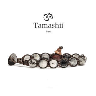 Bracciale Tamashii Tormalina Nera BHS900-185        Bracciali Bracciali Gioielli Donna Gioielli San Valentino Gioielli Uomo Per Lei Per Lui