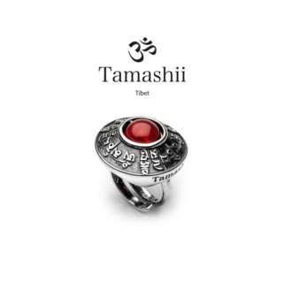 Anello Tamashii RIG ZVA Agata Rosso Passione RHS904-124      Anelli Consigliati da noi Gioielli Donna Gioielli San Valentino Per Lei