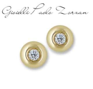 Orecchini Gemoro punto luce in oro giallo e diamanti TOB031GS.09    Gioielli Donna Orecchini Orecchini Punto Luce