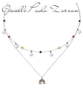 Collana Boccadamo jewels Gaya donna GGR025    Collane Gioielli Donna Girocolli